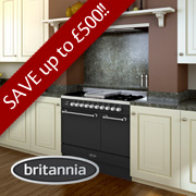 Britannia Wyre Range Cookers