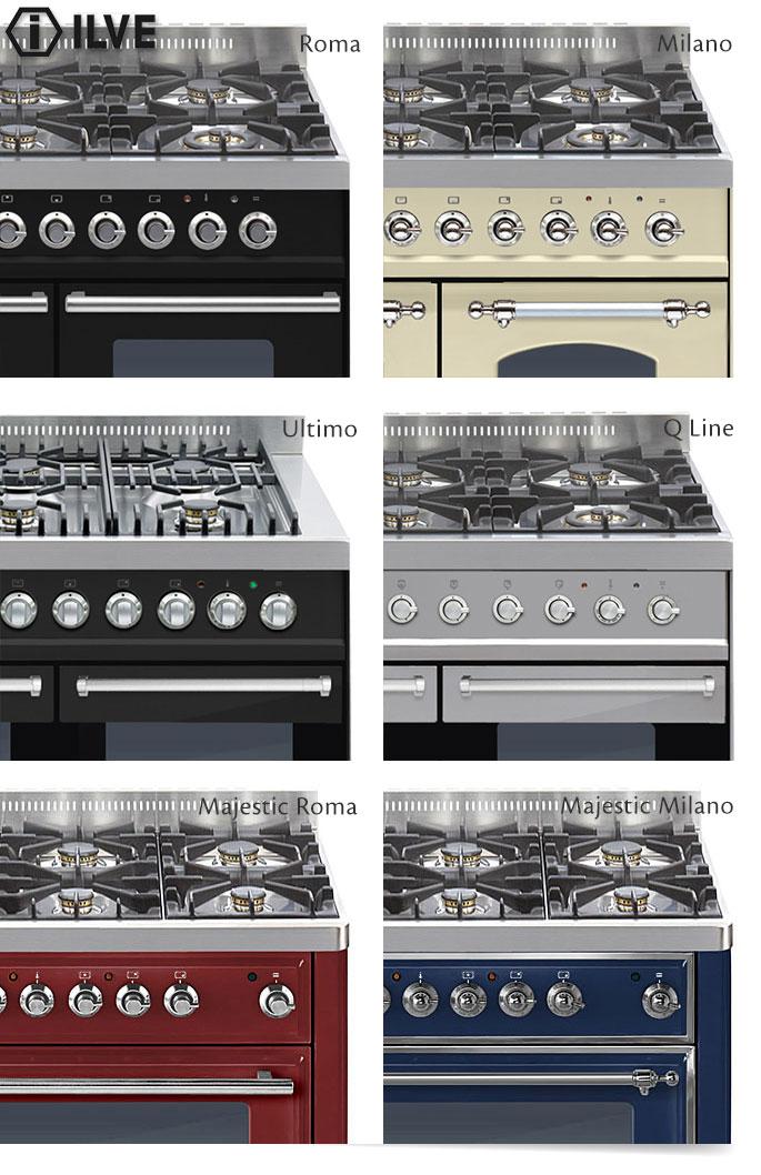 8f762e0277 Britannia and ILVE - Two Pedigree Italian Range Brands Compared ...